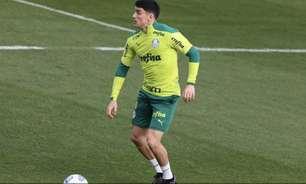 Com Rony, Luiz Adriano e Piquerez, Palmerias se reapresenta na Academia de Futebol