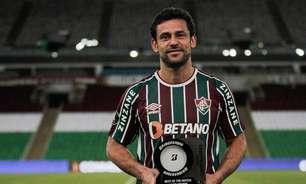 Fred volta a crescer na Libertadores, mantém sonho do Fluminense e é o terceiro maior brasileiro na artilharia