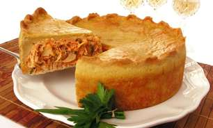 Torta de palmito: receitas deliciosas prontas em 1 hora