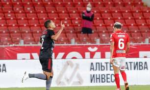 Gilberto marca pelo Benfica na pré-eliminatória da Champions: 'Ficará marcado na minha memória'