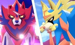 Pokémon Go terá lendários de Pokémon Sword e Shield