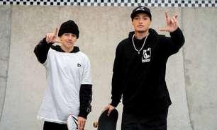 Conheça os representantes do Brasil no skate park nos Jogos Olímpicos de Tóquio