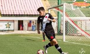 'Muito feliz por marcar meu primeiro gol com a camisa do Vasco', celebra Diego Fernández da equipe Sub-20