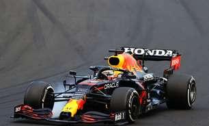 """Verstappen sai de férias atrás na F1, mas mantém: """"Sou mais rápido que Hamilton"""""""
