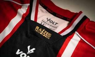 Botafogo-SP lança terceiro uniforme em alusão ao vice-campeonato de 2001