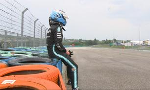 """Mercedes garante que acidente não influencia """"de forma alguma"""" futuro de Bottas"""