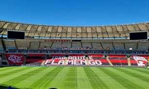 Flamengo aciona o STJD para jogar com público no Maracanã no Brasileirão