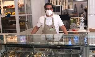 O sorveteiro brasileiro que faz sucesso na terra do gelato