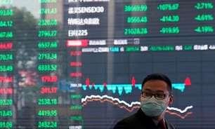 BOLSA ÁSIA-Ações da China sobem com impulso da tecnologia; temores sobre vírus limitam ganhos