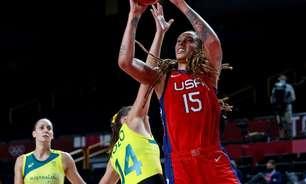 Basquete feminino dos EUA vence Austrália e vai à semifinal em Tóquio