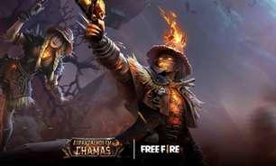 Free Fire lidera entre games com mais engajamento nas redes sociais