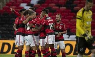 Flamengo acumula quase 50% da premiação prevista e mira nova bolada na Copa do Brasil