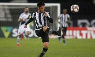 Botafogo: com 11 jogos a menos, Luís Oyama supera participações em gols e envolvimento da Série B 2020