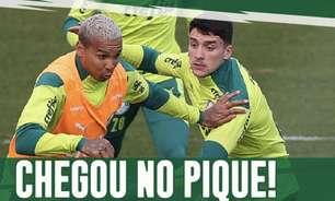 Boletim: Veja como foi o primeiro dia de Piquerez no Palmeiras