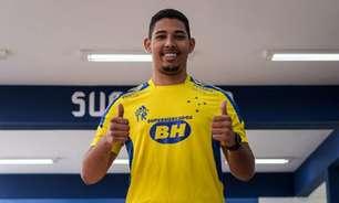 Atacante Zé Eduardo é liberado e retorna aos trabalhos no Cruzeiro