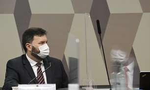 Blanco: negociação com Dominghetti era para mercado privado