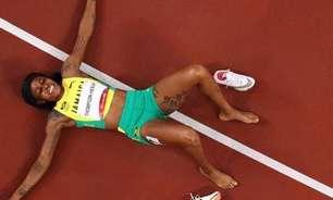 Olimpíada de Tóquio 2021: o feito da jamaicana Elaine Thompson-Herah, ouro nos 100m e 200m pela 2ª vez