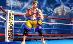 Street Fighter 5 revela último personagem totalmente inédito