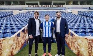 Prestes a estrear, Pepê afirma: 'O FC Porto é um dos maiores da Europa e do mundo'
