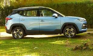 JAC aposta no custo-benefício do novo SUV elétrico E-JS4