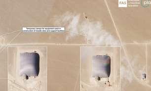 As novas estruturas para mísseis nucleares na China que preocupam os EUA