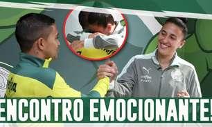 Boletim do NP: Dia do Palmeiras tem apresentação de reforços e encontro emocionante