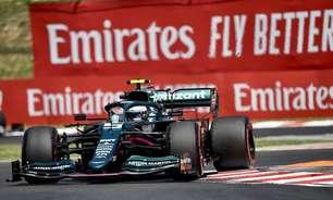 """Com """"nova evidência"""", Aston Martin ratifica recurso contra desclassificação de Vettel"""