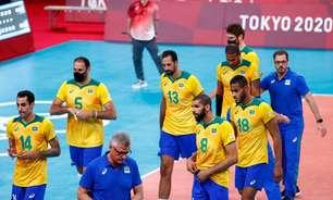 Brasil perde dos russos no vôlei masculino e disputará medalha de bronze