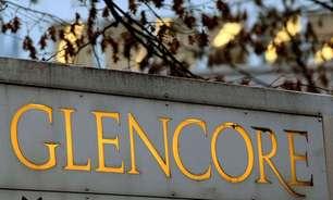 Glencore vai retornar US$2,8 bi a acionistas em 2021