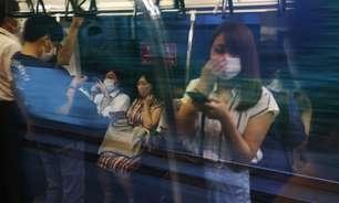 Japão amplia restrições da Covid-19 ao ver disparada de casos lotar hospitais