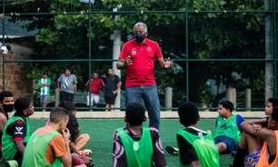 Prefeitura decide ampliar projeto que já levou mais de 70 jovens para treinar no Flamengo