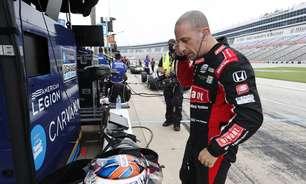 Kanaan torce por mais ovais curtos na Indy e espera retornos de Iowa e Phoenix