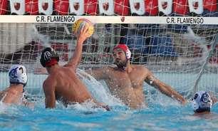 Flamengo vence na estreia no Troféu Brasil 2021 de polo aquático