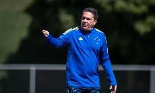 Luxemburgo manda recado para torcida do clube e fala sobre sonho do acesso: 'não será fácil'