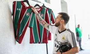 Meteu essa? Fluminense faz brincadeira após Messi não renovar com o Barcelona