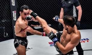 Disputa de cinturão mundial de Muay Thai é destaque no 'RedeTV! Extreme Fighting' desta sexta-feira