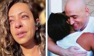 Samantha Schmütz chora ao lembrar de Paulo Gustavo na volta do 'Vai que Cola'