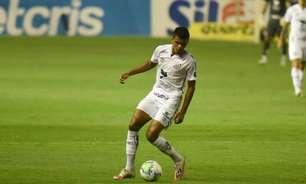 Após o empréstimo ao Coritiba, Tailson volta ao Santos