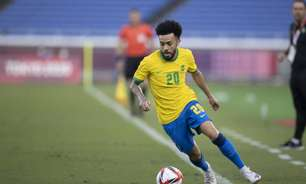 """Claudinho comemora presença """"improvável"""" em final olímpica"""