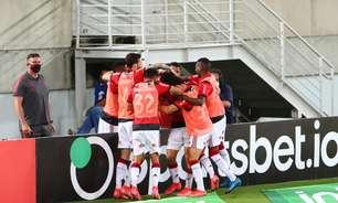 Flamengo bate ABC com gol no fim e avança na Copa do Brasil