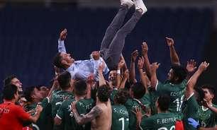 México vence Japão e fica com o bronze no futebol masculino