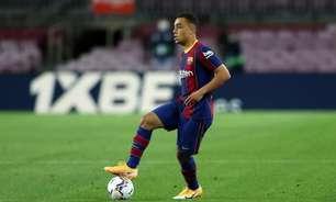 Piqué e Dest recebem alta e são relacionados pelo Barcelona