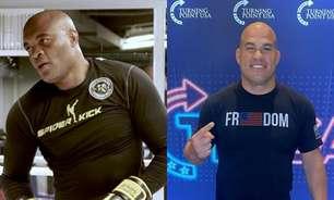 Anderson Silva e Tito Ortiz vão se enfrentar no Boxe