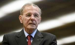 Ex-presidente do COI, belga Jacques Rogge morre aos 79 anos