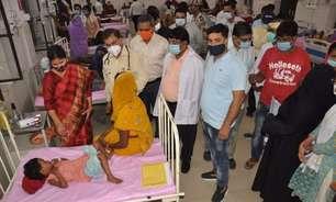 O que está por trás da 'misteriosa' febre que vem matando crianças na Índia