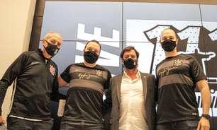 Corinthians revela novos patrocínios para futebol e basquete