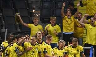 Espanha cede virada pra Suécia em duelo pelas Eliminatórias