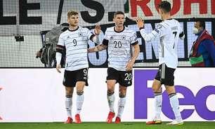 Dominante, Alemanha vence Liechtenstein pelas Eliminatórias