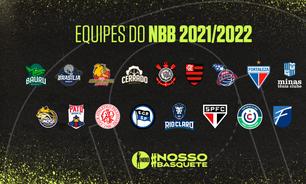 Temporada 2021-2022 do NBB terá 17 equipes e torcida