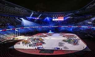 Cerimônia de encerramento dos Jogos Paralímpicos tem apelo de brasileiro por 'futuro inclusivo'